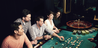 Roulette in Casinos